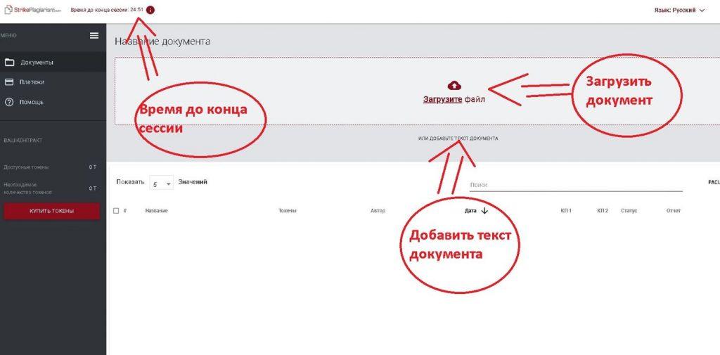 проверить на плагиат онлайн