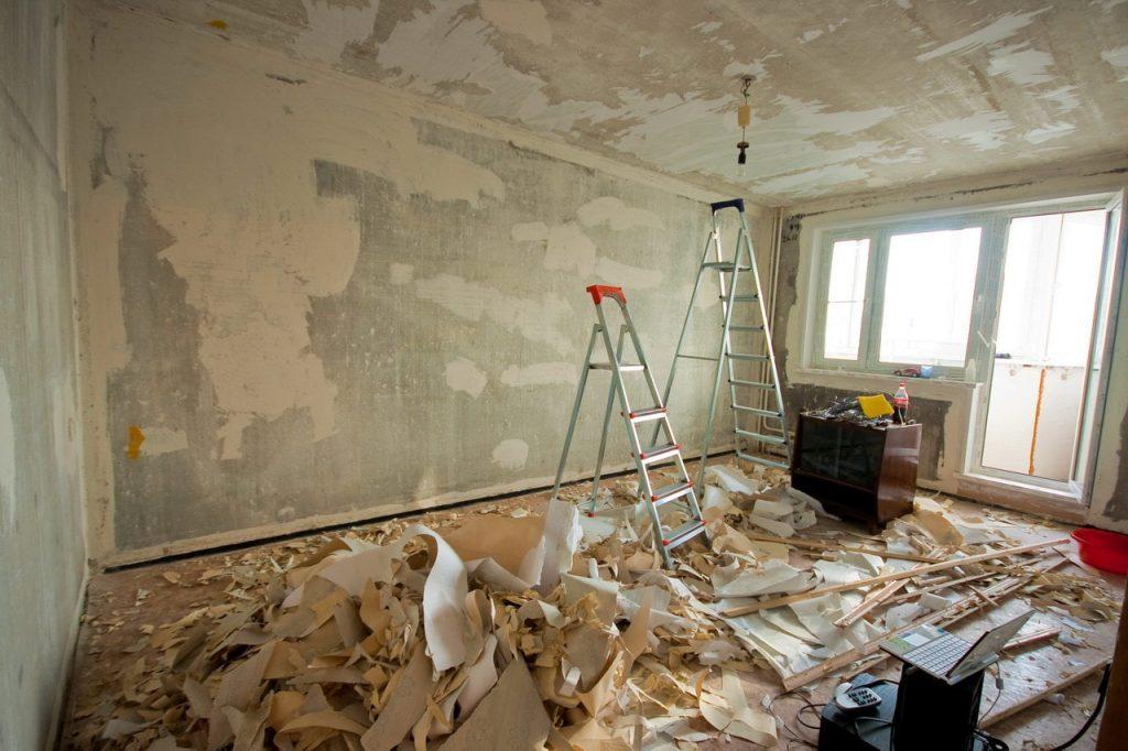 Как сделать ремонт в общежитии студентами