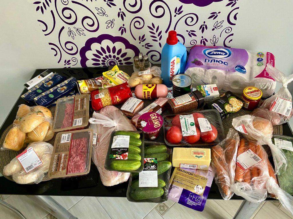 Сколько денег нужно студенту на месяц на еду